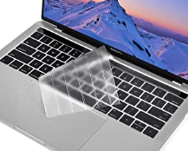 Premium Ultra Thin Keyboard Cover Skin for MacBook Pro with