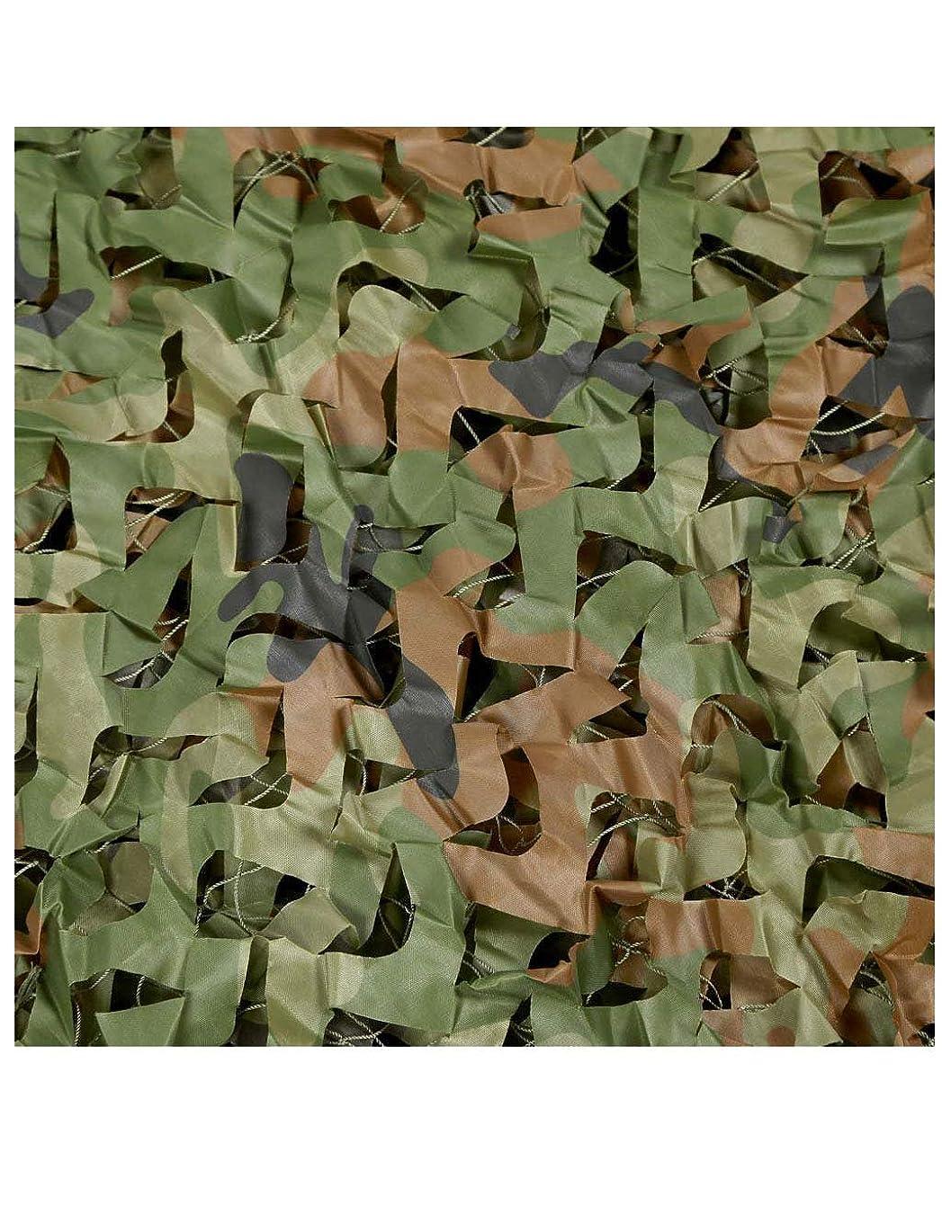 転送メンテナンス出発するネット隠されたツリーハウス映画、さまざまな色 釣り野外活動のための日焼け止めを撮影カモフラージュネット迷彩ネットの太陽のネットワーク専用の森林キャンプキャンプ狩猟 (色 : Desert camouflage, サイズ さいず : 3m×3m)