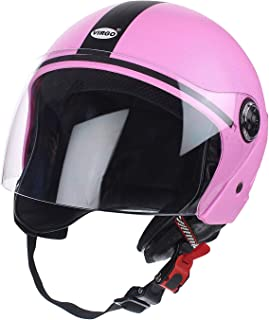 Virgo Trekker Helmet for Women (Pink)