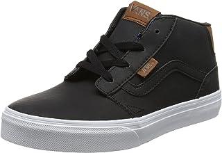 scarpe vans bambina nere