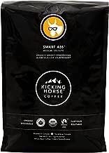 Kicking Horse Coffee, Smart Ass, Medium Roast, Whole Bean, Certified Organic, Fairtrade, Kosher Coffee, 35.2 Ounce