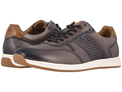 Florsheim Fusion Moc Toe Lace-Up II (Gray Smooth) Men