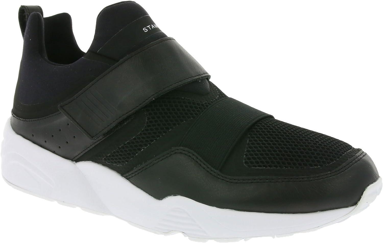 PUMA Blaze of Glory Strap X Stampd Men 's Sneaker Black 359813 02, Size 46
