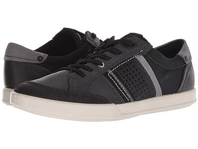 ECCO Collin 2.0 Casual Sneaker (Black/Black) Men