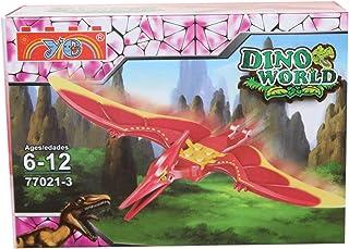 Delovoso Dinosaur Building Blocks Toy - 2725516934615