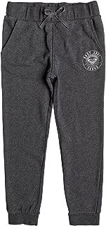 Roxy Color Range Pantalones de Corte Ajustado, Niñas