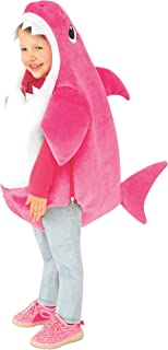 New Baby Shark Costume Cape and Mask Boys Girls Birthday Party Favor Book WeekUK