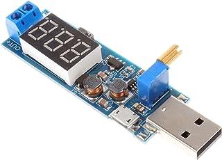 NOYITO DC to DC Adjustable Boost Buck Converter Power Supply Module DC 5V (3.5-12V) to 3.3V 9V 12V 24V (1.2-24V) Voltage R...
