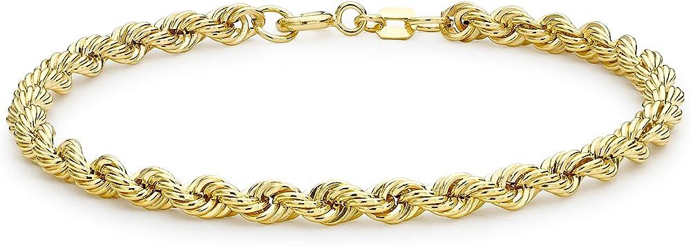 Carissima gold bracciale da donna, in oro giallo 9k da donna 1.22.0212