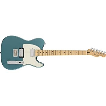 Fender Player Telecaster HH Electric Guitar - Maple Fingerboard - Tidepool