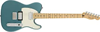 Best Fender Player Telecaster HH Electric Guitar - Maple Fingerboard - Tidepool Review