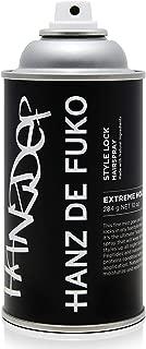 Hanz de Fuko Style Lock: High Performance Men's Hair Spray (9oz)