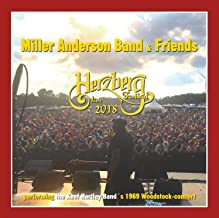 ANDERSON,MILLER BAND & FRIENDS - Live At Herzberg Festival (2019) LEAK ALBUM