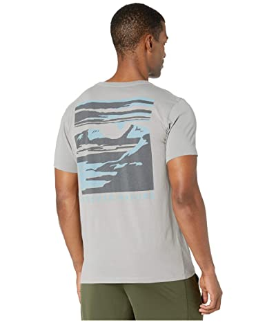 Fjallraven Tornetrask T-Shirt (Shark Grey) Men