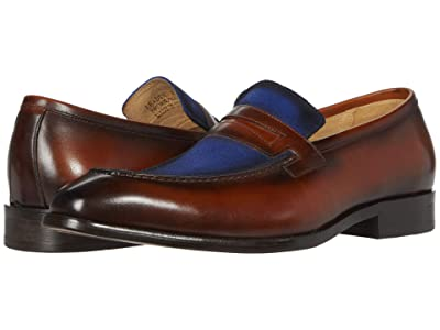 Carrucci Leading Man (Brown/Navy) Men