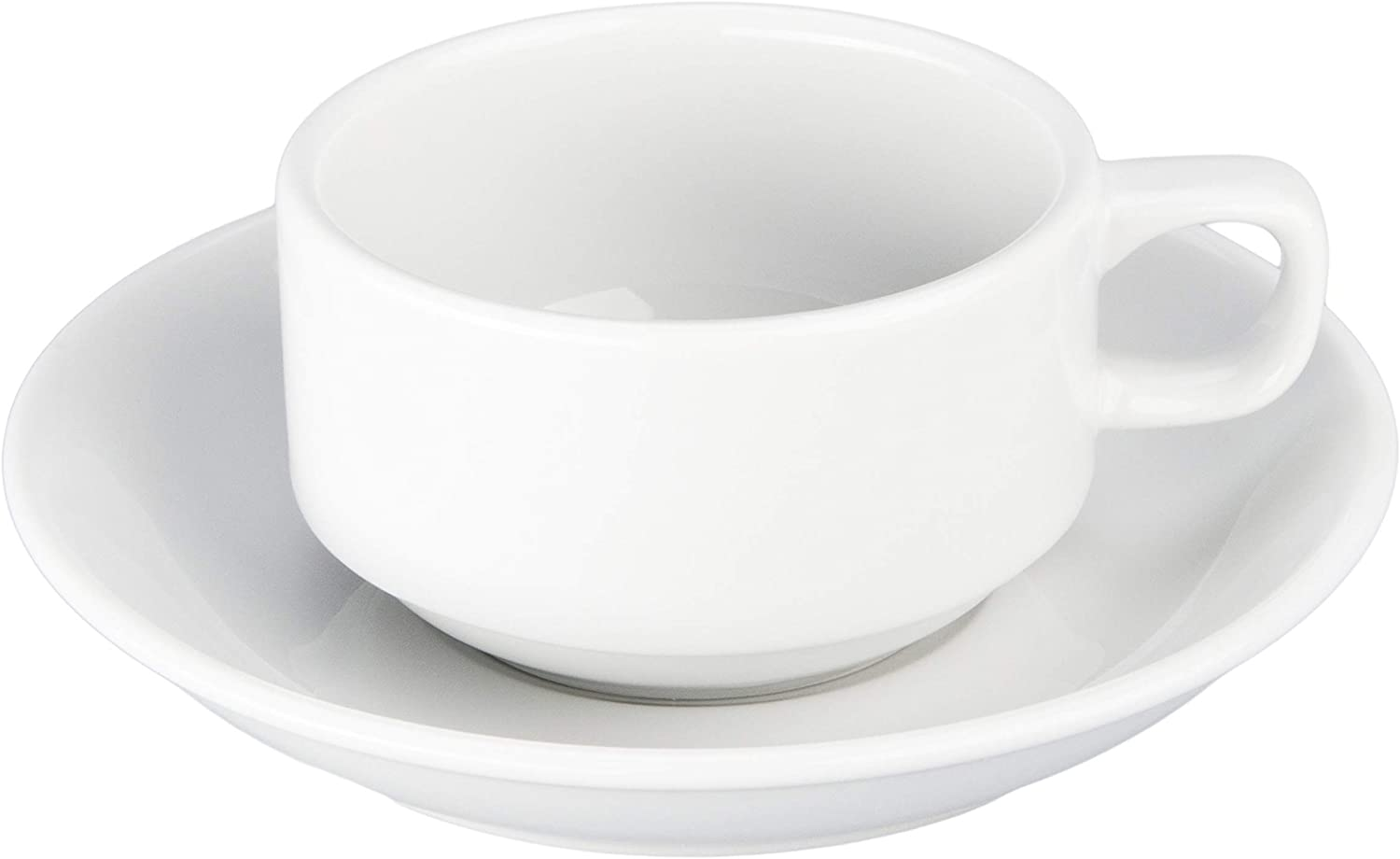 Ranking TOP13 BIA Cordon Bleu Serveware low-pricing Cup and White 4 Saucer Set of
