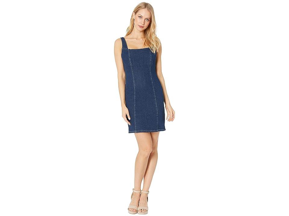 MINKPINK Midnight Hour Dress (Dark Blue) Women