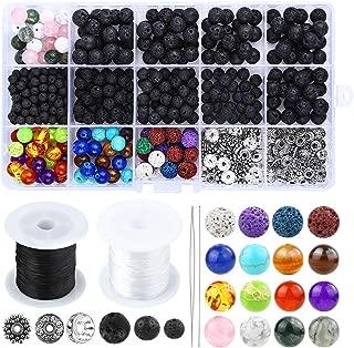 real chakra beads