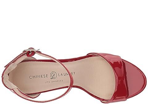 Black PatentRed Simone Laundry Chinese Patent UwPZxcq