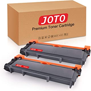 JOTO Compatible Toner Cartridge Replacement for Brother TN660 TN-660 TN 660 TN630 TN-630 for Brother HL-2340DW HL-2380DW HL-2300D DCP-L2540DW DCP-L2520DW MFC-L2740DW(Black, 2 Pack, High Yield)