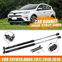 2Pcs Car Front Engine Cover Bonnet Hood Shock Lift Struts Bar Support Rod Arm Gas Spring Bracket For Toyota RAV4 2017 2018 2019