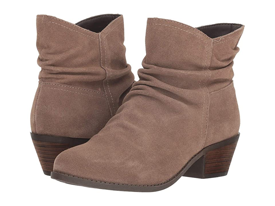 Me Too Zaria (Nutmeg Suede) Women