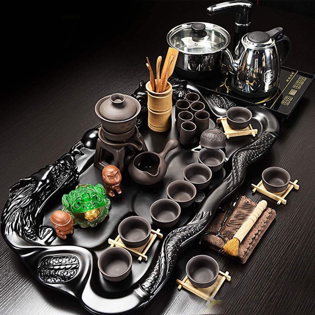 Free shipping anywhere in the nation Tea set tea tray Household Woodworking Kungfu Sales s