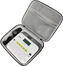 Khanka Hard Travel Case Replacement for Brother Pt-d400 / P-Touch Label Maker