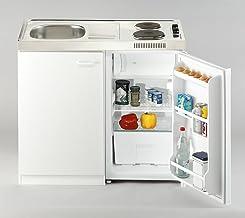 Mini cuisine Respekta Pantry 100 avec réfrigérateur 100 cm