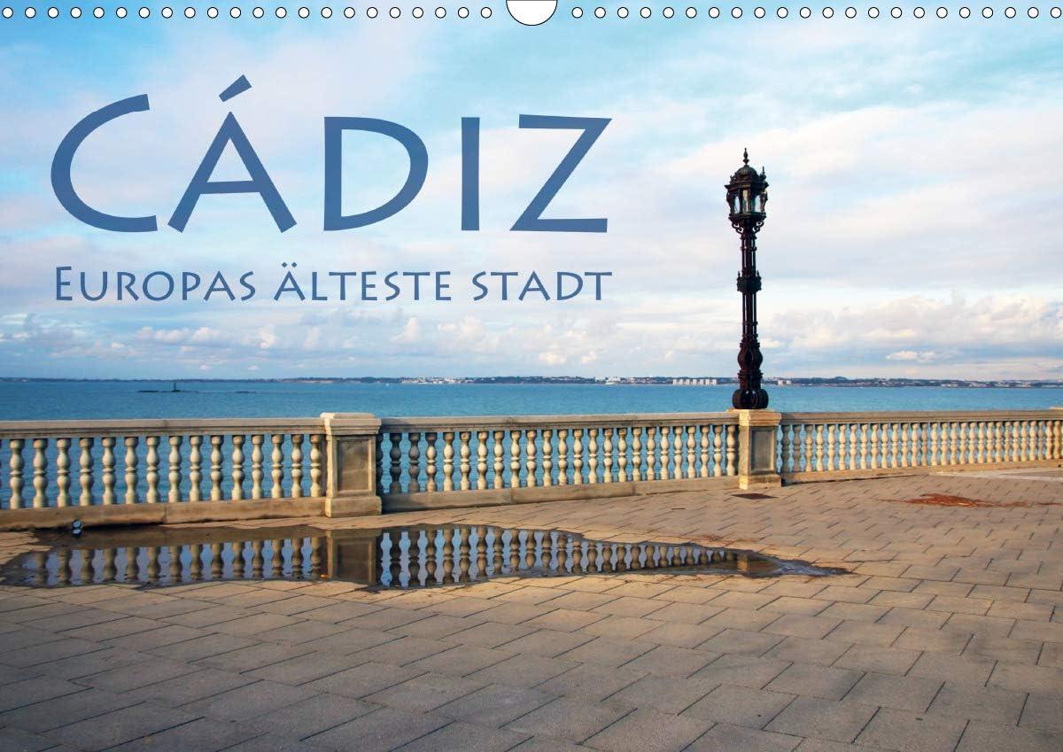 Cádiz - Europas älteste Stadt DIN Product 2021 A3 Wandkalender Max 66% OFF quer