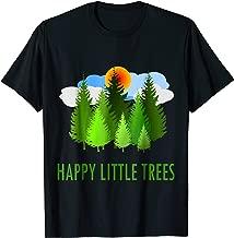 Happy Little Trees T-Shirts & Gifts Bob Style Kid , Boy