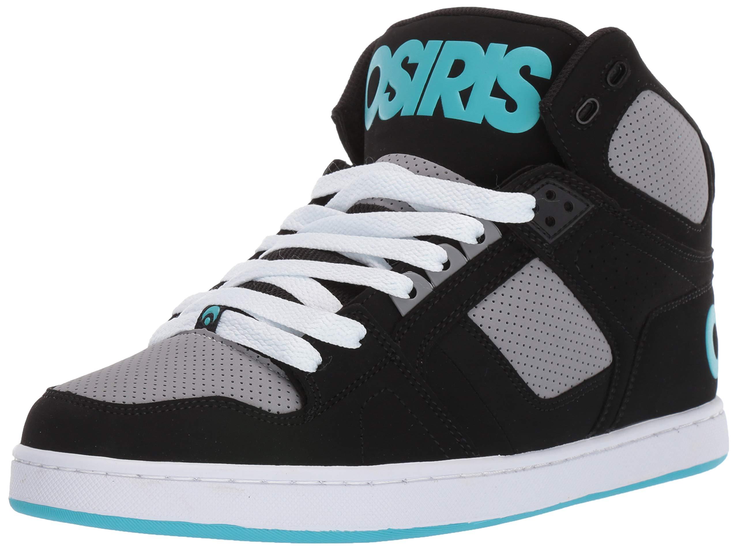 Osiris Mens Skate Shoe Black