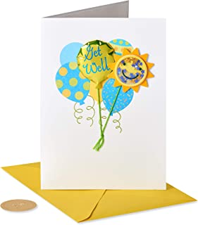 Papyrus Get Well Soon Card (Speedy Recovery)