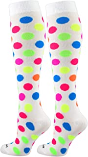 Sports Krazisox Neon Dots Socks