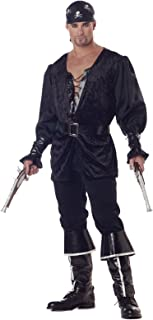 Men's Blackheart The Pirate Costume