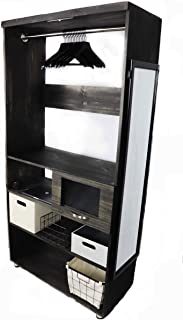 Wardrobe Closet organization System