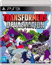 Jogo Transformers: Devastation - Ps3