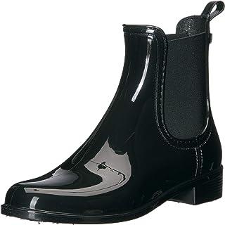 Aldo ALDO Women's Casual Rain Boots with Flat Heels, Brilasen womens Chelsea Ankle Rain Boot