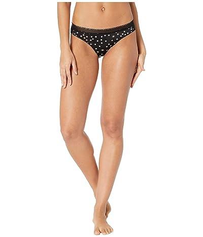 Stella McCartney Melanie Winking Bikini (Black/Cream) Women