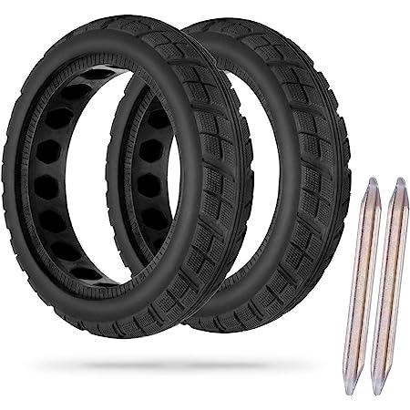 Viitech Pneus solides Scooter /électrique Roues Remplacement de pneu 8.5 avant pour Xiaomi Mijia M365 Scooter /électrique//GOTRAX GXL V2 Scooter