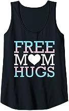 Womens Free Mom Hugs Transgender Trans Rights Pride LGBT Freedom Tank Top