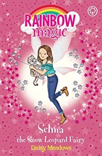Rainbow Magic: Selma the Snow Leopard Fairy: The Endangered Animals Fairies: Book 4