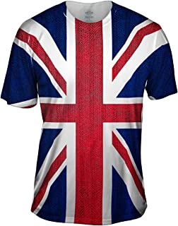 Yizzam- Union Jack -Tshirt- Mens Shirt