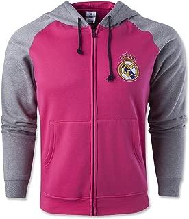 Real Madrid FC Football Soccer Men's Hooded Sweatshirt Hoodie