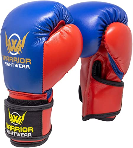 2oz Kids Boxing Gloves Sparring Glove Punch Bag Training MMA Junior Punch Mitts