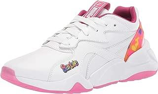 PUMA Womens Nova X Barbie White Size: