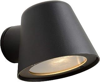 DINGO-LED - Applique murale Extérieur - LED Dim. - GU10 - 1x5W 3000K - IP44 - Anthracite