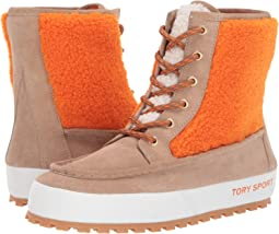 Light Taupe/Tory Orange/Ivory
