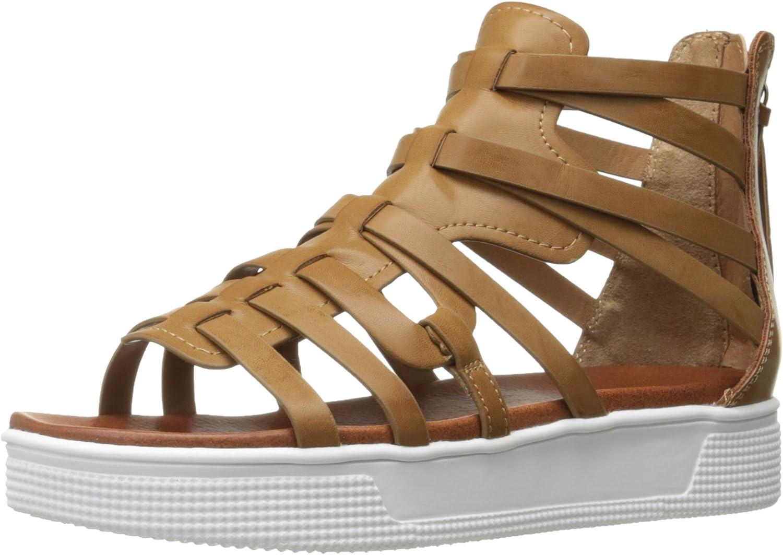 MIA Womens Elsie Gladiator Sandal
