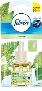 Febreze Désodorisant Recharge pour Diffuseur Electrique Parfum April